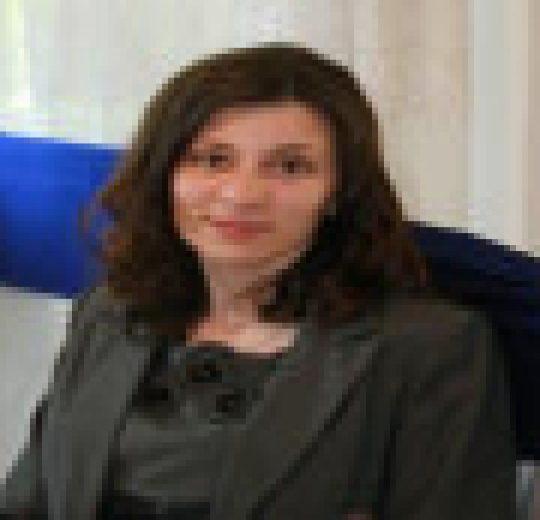Șef lucrări dr. ing. Eufrozina ALBU