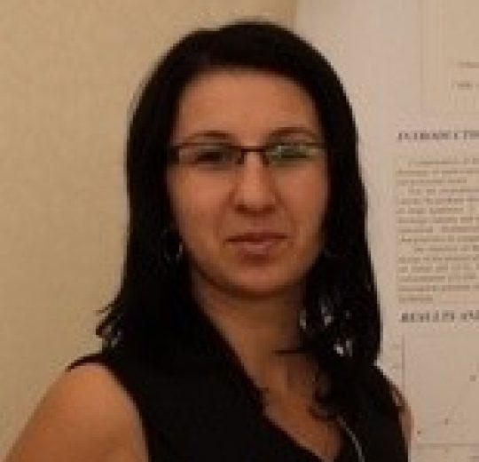 Șef lucrări dr. ing. Laura Carmen APOSTOL