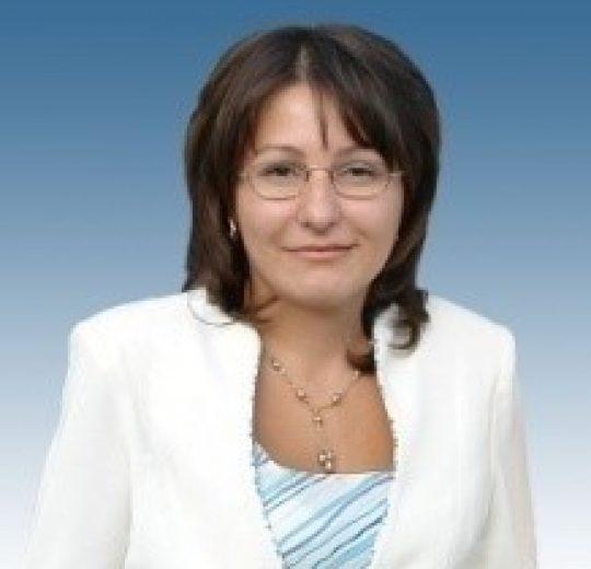 Prof. univ. dr. ing. Georgiana Gabriela CODINĂ