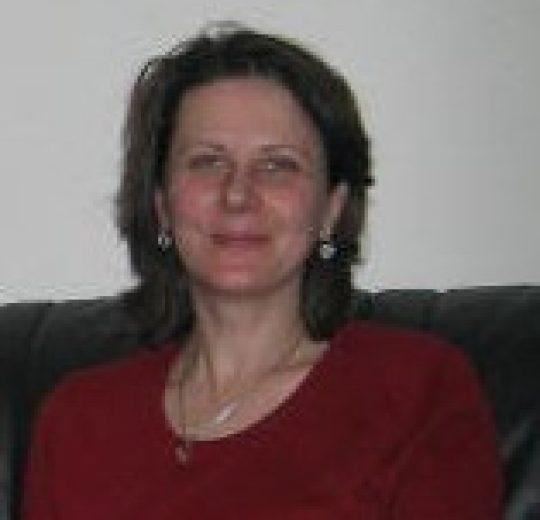 Lector dr. fiz. Mihaela JARCĂU
