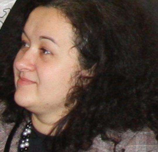 Lector dr. Alice ROŞU
