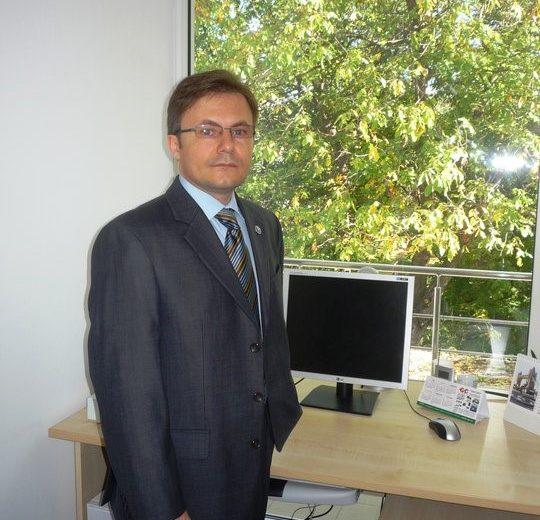 Șef lucrări dr. ing. Silviu- Gabriel STROE